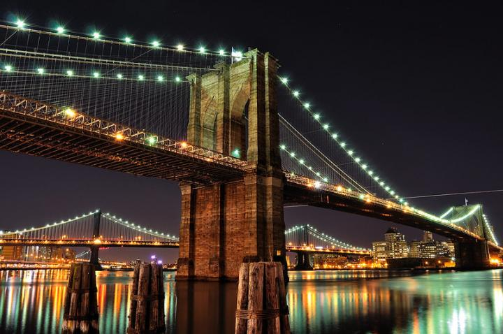 Brooklyn Bridge © Andrew Mace